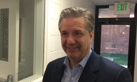 John Calipari talks Reid Travis, Nick Richards and Kentucky culture