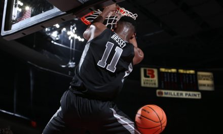 Charles Bassey opens eyes and set a record at the Nike Hoop Summit
