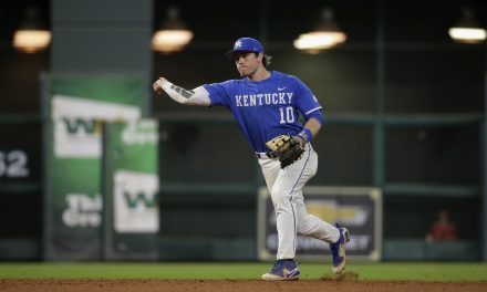 Kentucky Hosts Florida in Series Between Top 10 Teams