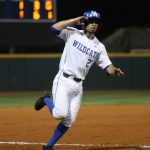 Heyer's Blast, Hjelle's Gem Power No. 13 Kentucky in Opener