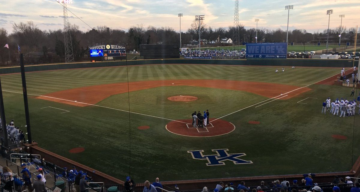 Kentucky's Kole Cottam Named SEC Player of the Week