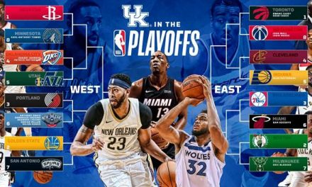 UK Men's Basketball Leads Nation with 13 Players in NBA Playoffs