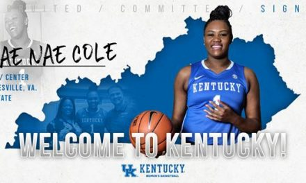 Nae Nae Cole Added to Kentucky Women's Basketball Roster