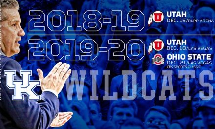 Vegas-Bound in 2019, UK Adds Home, Neutral Matchups vs. Utah