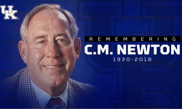 C.M. Newton Passes Away