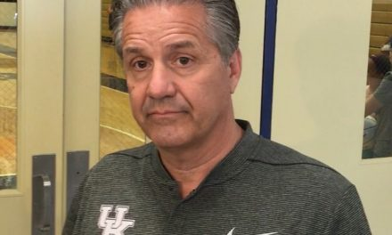 John Calipari on JR Smith and replay