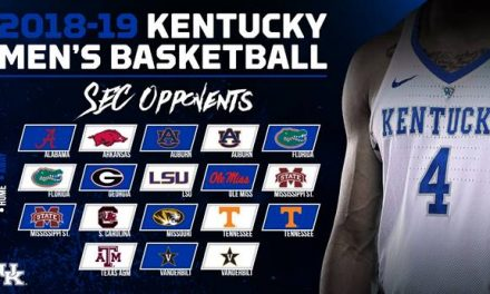 UK Men's Basketball Conference Opponents Announced for 2018-19
