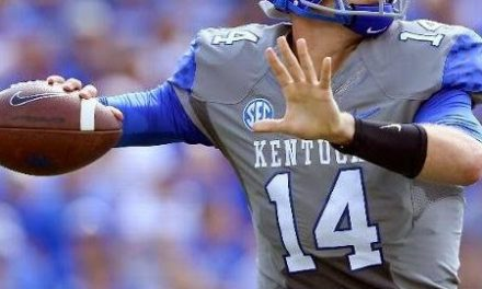 14 DAYS UNTIL KENTUCKY FOOTBALL KICKS OFF
