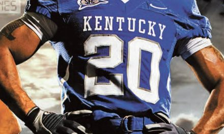 20 DAYS UNTIL KENTUCKY FOOTBALL KICKS OFF