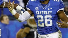 26 DAYS UNTIL KENTUCKY FOOTBALL KICKS OFF