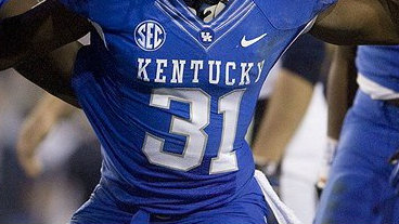 31 DAYS UNTIL KENTUCKY FOOTBALL KICKS OFF