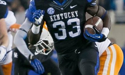 33 DAYS UNTIL KENTUCKY FOOTBALL KICKS OFF