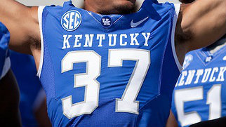 37 DAYS UNTIL KENTUCKY FOOTBALL KICKS OFF