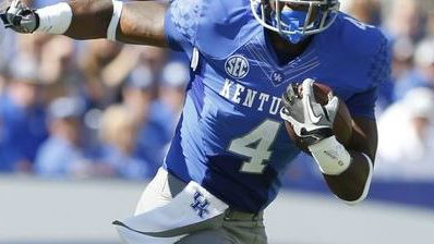 4 DAYS UNTIL KENTUCKY FOOTBALL KICKS OFF