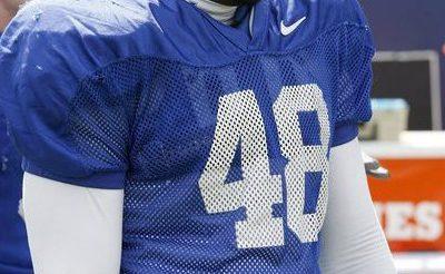 48 days until Kentucky football kicks off