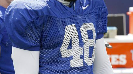 48 days until Kentucky football kicks off