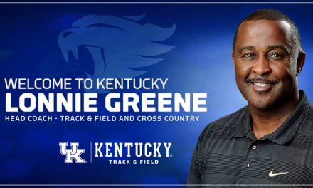 Lonnie Greene Named UK Track & Field/Cross Country Head Coach