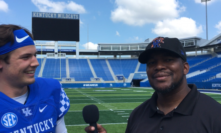 Anthony White interviews UK Football
