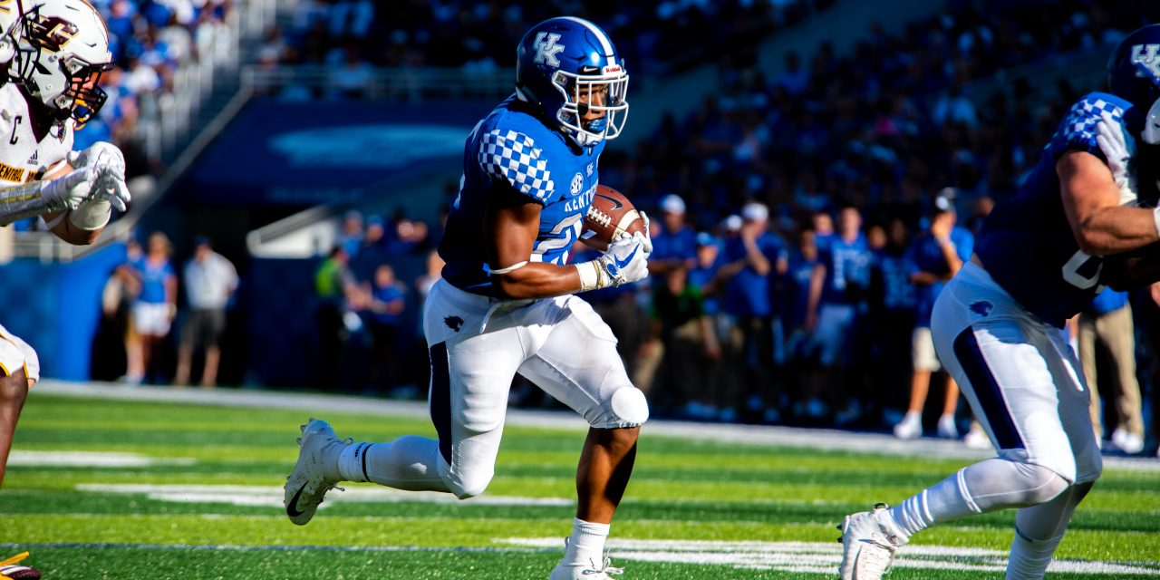 Benny Snell talks Waffle House September 27th 2018