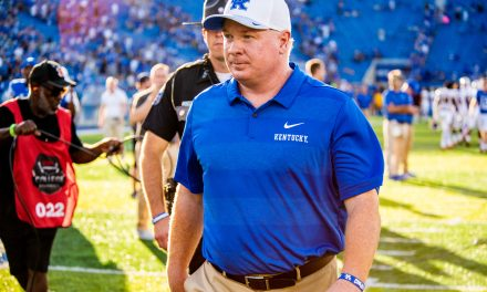 Mark Stoops post Mississippi State