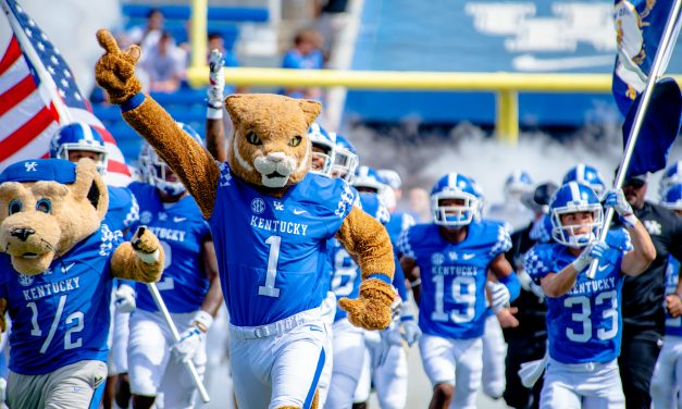 Cats crumble, dream fades on Rocky Top