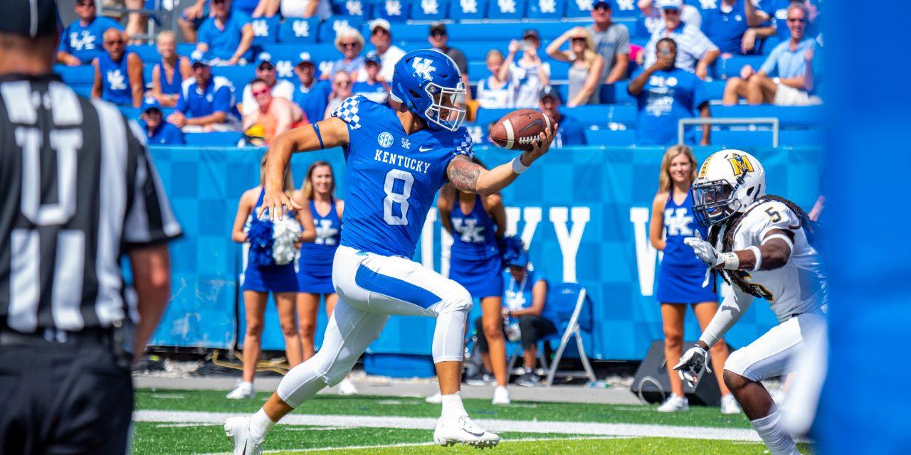 Former Kentucky quarterback Danny Clark transfers to Vanderbilt