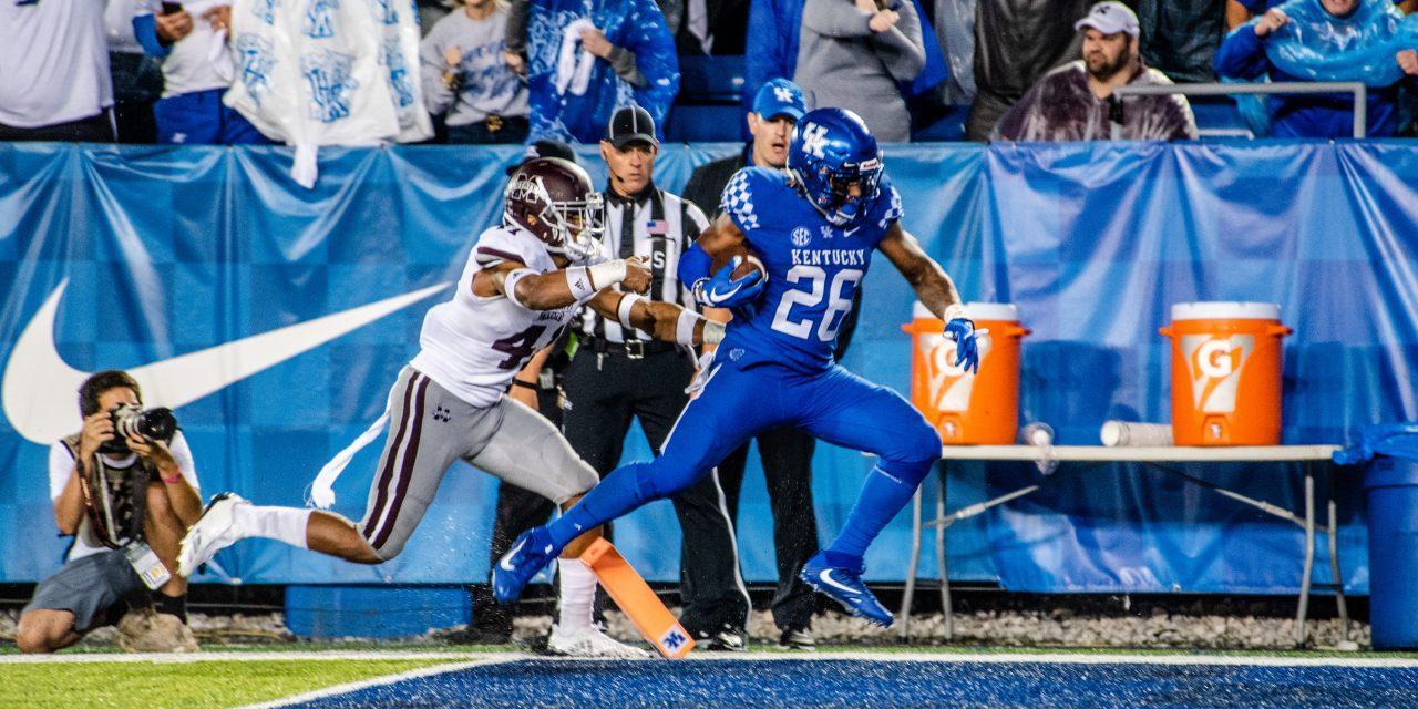 Best Kentucky Wildcats to Wear No. 26