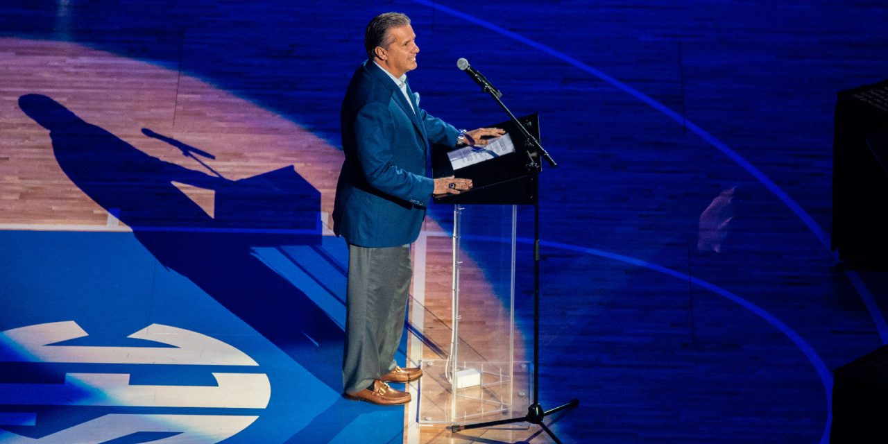 John Calipari post North Dakota comments