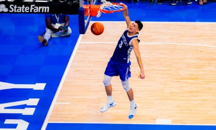 Big Blue Madness photo gallery