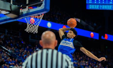 Nick Richards declares for NBA Draft, will forgo remaining eligibility