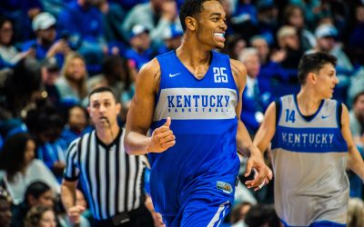 Kentucky Blue/White Scrimmage photo gallery