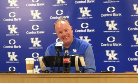 Mark Stoops pre-Vanderbilt Monday press conference