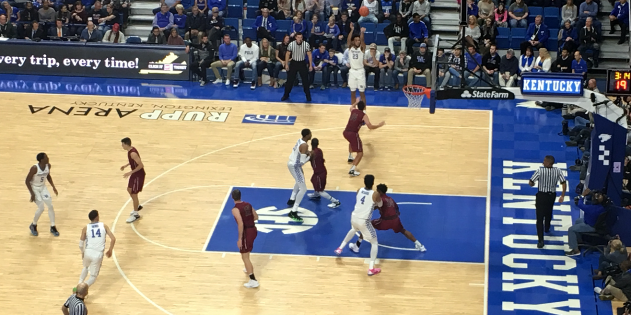 Kentucky 94, Transylvania 66; highlights, game notes & box score