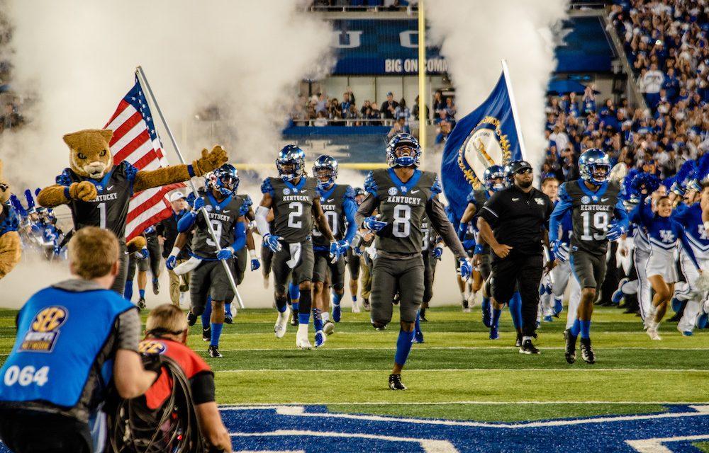 Kentucky vs South Carolina photo gallery