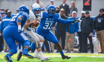 Kentucky Football Position Preview: Outside Linebackers