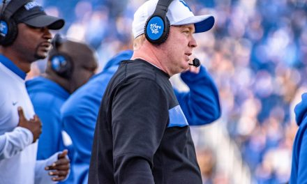 Mark Stoops post Middle Tennessee
