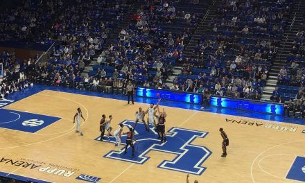 Kentucky 92, VMI 82; highlights, game notes, box score and season stats