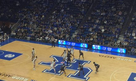 Kentucky 90, Monmouth 44; highlights, game notes, box score, season stats