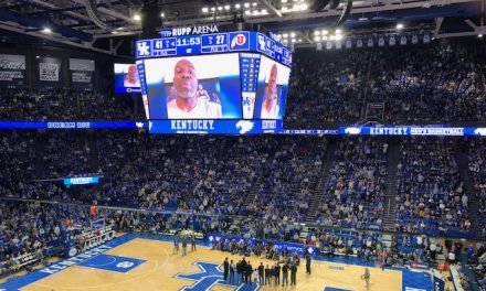 Kentucky 82, Auburn 80 – Notes