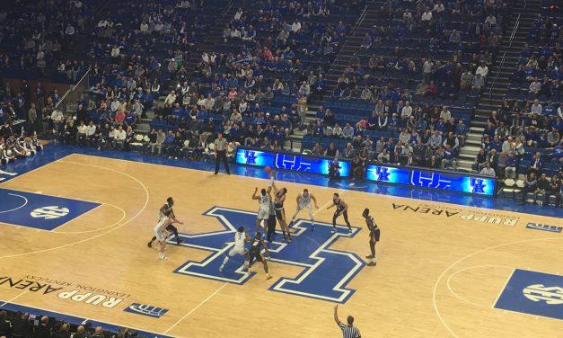Kentucky 78, UNCG 61; highlights, notes box score and season stats