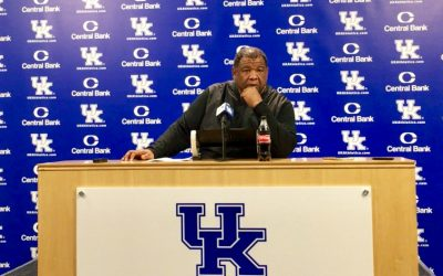 Vince Marrow on National Signing Day