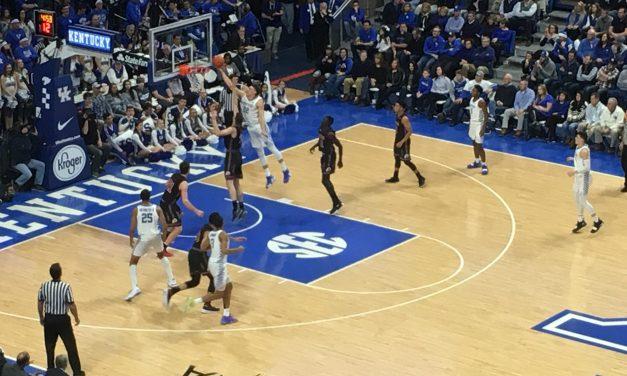 Kentucky 88, Utah 61; highlights, game notes, box score and season stats