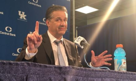 John Calipari and Frank Martin postgame comments