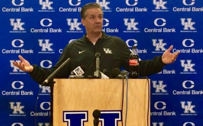 John Calipari, Reid Travis and Keldon Johnson post NCAA Tournament bracket reveal