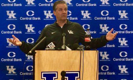 John Calipari, Reid Travis and Keldon Johnson post NCAA Tournament bracket reveal