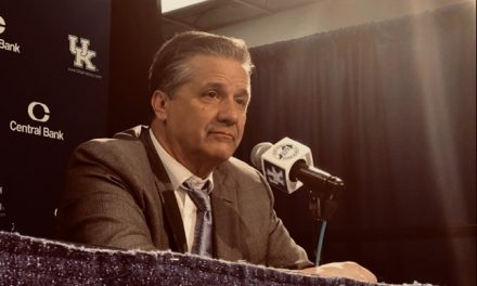 John Calipari post Wofford