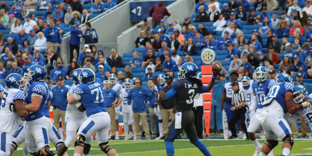Photo gallery and stats from Kentucky's 2019 spring game