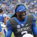 Terry Wilson discusses his injury