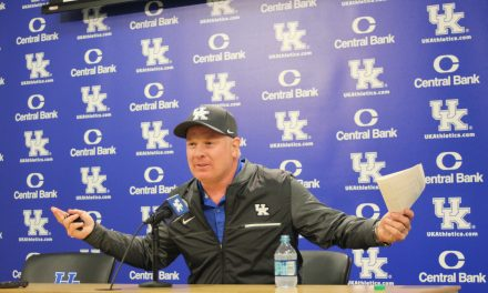 Mark Stoops meets media final time before Ole Miss matchup