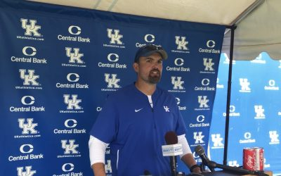 Brad White, Dean Hood, Kash Daniel and Jordan Griffin Post Practice Media Session August 22nd
